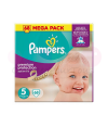 684 COUCHES PAMPERS ACTIVE BABY DRY taille 4