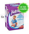 516 couches PAMPERS NEW BABY DRY taille 1 + 6x56 PAMPERS SENSITIVE