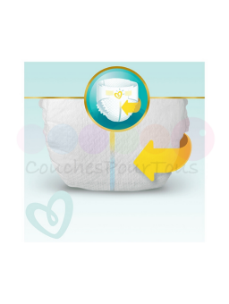 540 COUCHES PAMPERS ACTIVE BABY DRY taille 3 + 6x64 LINGETTES PAMPERS BABY FRESH