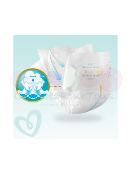 420 COUCHES PAMPERS ACTIVE BABY DRY taille 4+ + 4x64 PAMPERSBABY FRESH