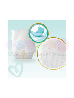 448 COUCHES PAMPERS ACTIVE BABY DRY taille 5 + 6x56 PAMPERS SENSITIVE