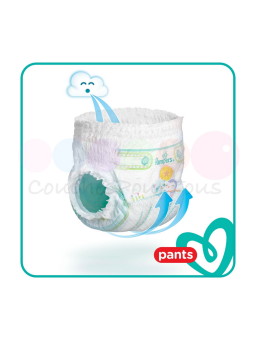 450 COUCHES PAMPERS ACTIVE BABY DRY taille 3