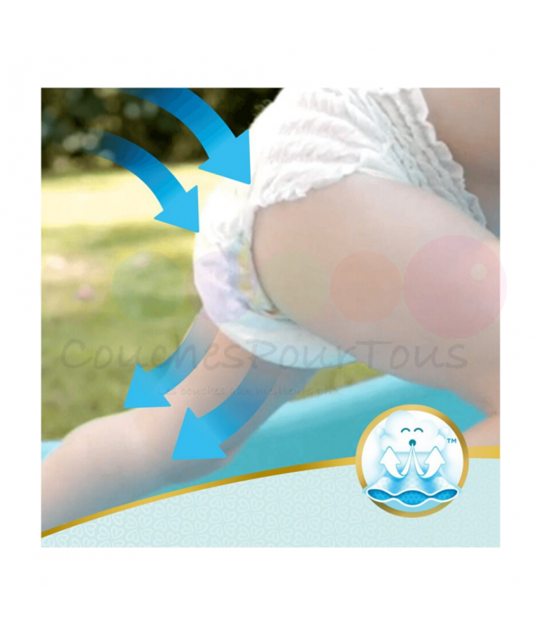 Couches Moins Chères Pampers New Baby Taille 1 Promo Couches
