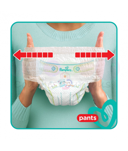 420 COUCHES PAMPERS ACTIVE BABY taille 4+